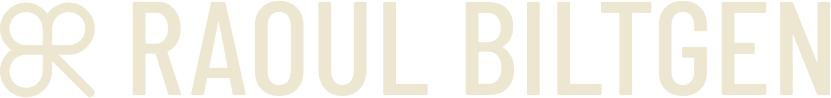 Logo Raoul Biltgen